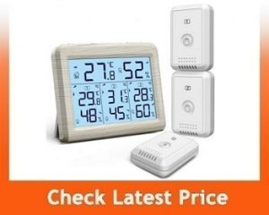 KeeKit Temperature Humidity Monitor Device