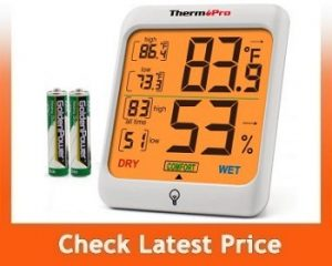 ThermoPro Indoor Hygrometer