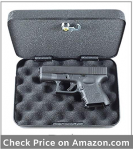 FSDC-MLC5200 Caretaker Steel Lockable Gun Case