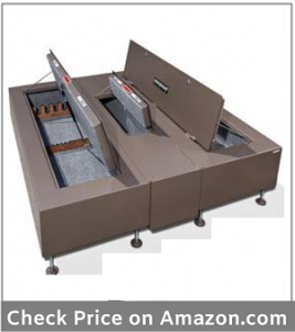 Safety and Security King Bed Bunker